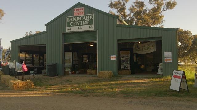 Landcare-shed